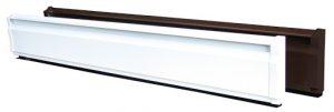 Электроконвектор плинтусный ЕВНА-0,18/230 П2(цб), коричневый