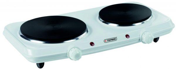 Электрическая плитка серии JB-3215, белая