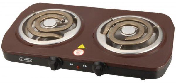 Электрическая плитка серии YQ-303, коричневая