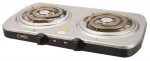 Электрическая плитка серии YQ-303S, нержавеющая